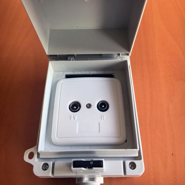 CAI Outdoor Box